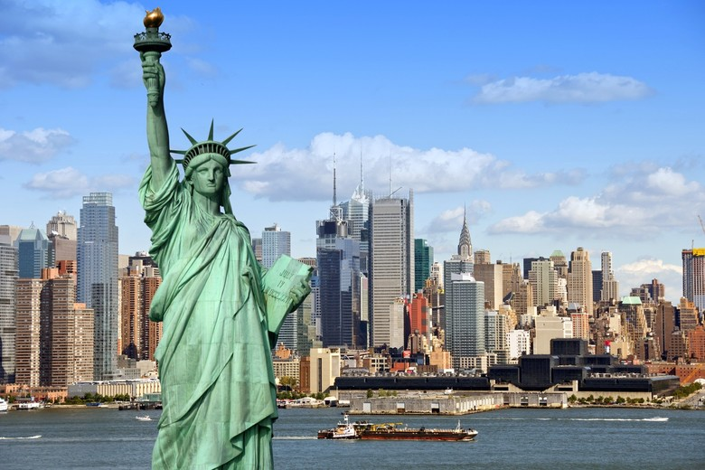 Stedentrip naar New York